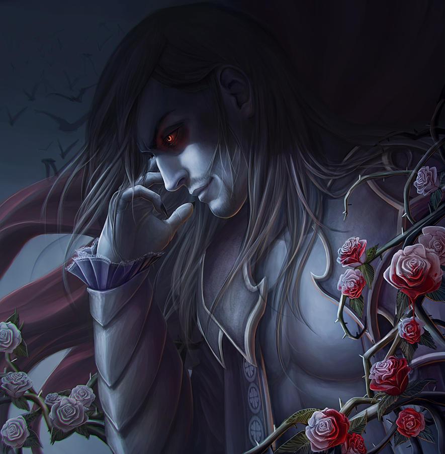 Castlevania LOS2 - Dracula by Vrihedd