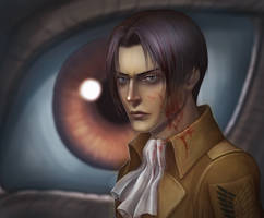 Attack on Titan - Rivaille (aka Levi)