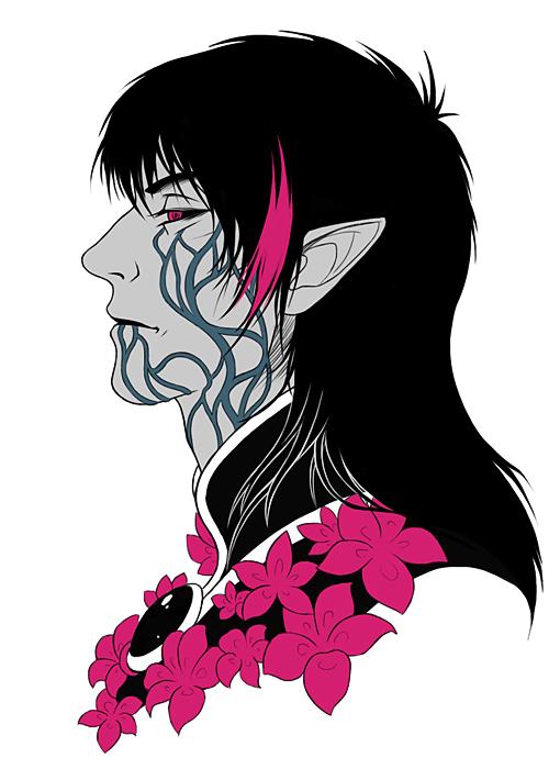 Flower King by Vrihedd