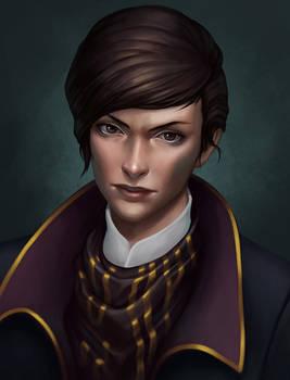 Dishonored 2 - Lady Emily