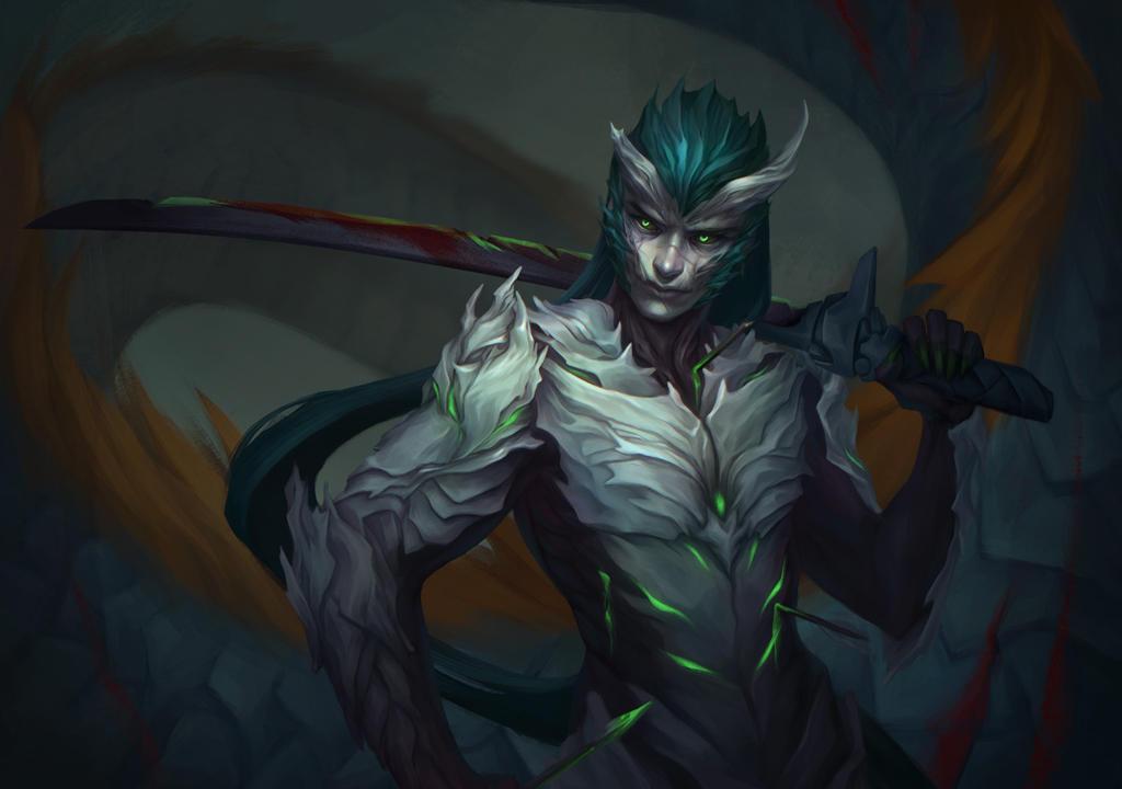 Genji by Vrihedd
