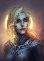 Mercy the Fallen by Vrihedd