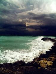 Wild oceane by megadef