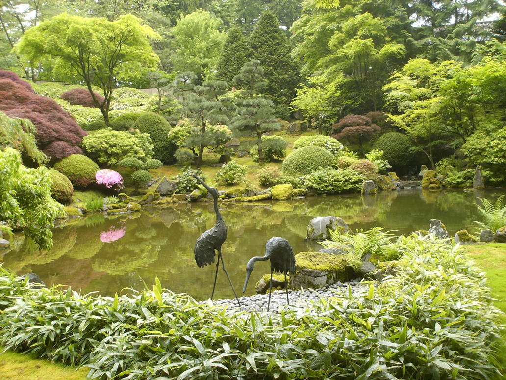 Japanese zen gardens 7 by ebazz8305 on deviantart for Japanese meditation garden