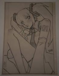 Birthday MIKU Poster