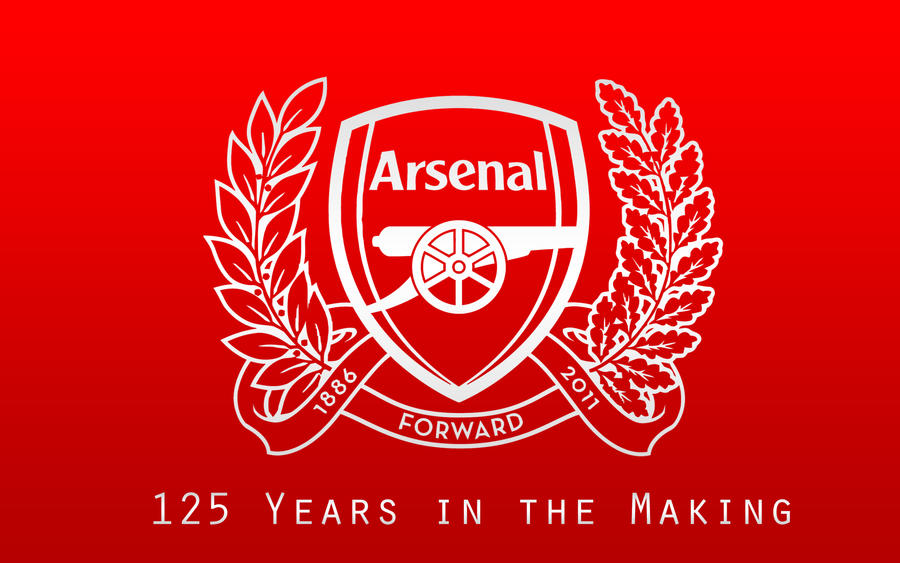 Arsenal 125 Years HD wallpaper > Arsenal wallpaper