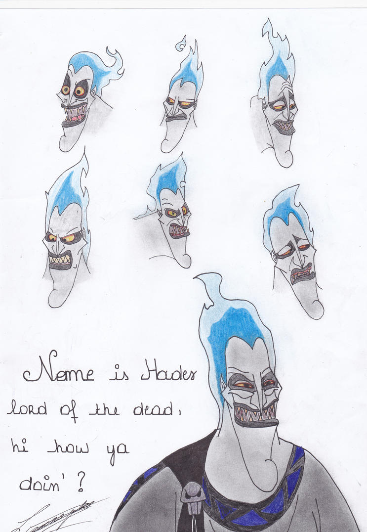 Hades ( emotions ) by JL98