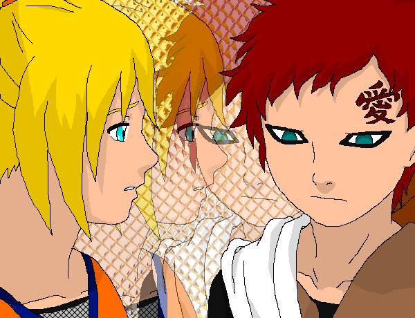 Naruto fanfiction naruko x gaara