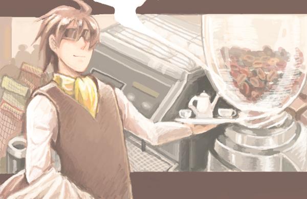 Drawr : Coffee? by whitmoon