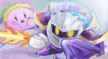Drawr : Kirby by whitmoon