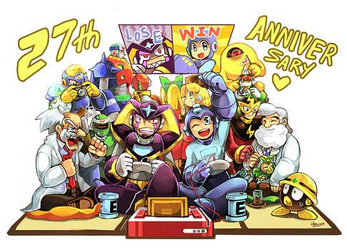 Happy 27th Anniversary!
