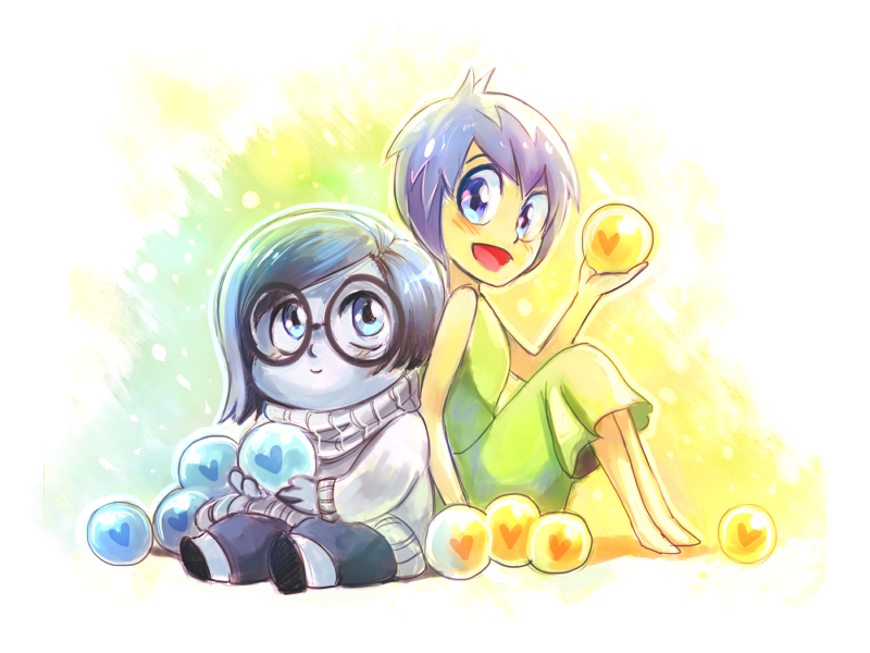 FA : Inside Out By Whitmoon On DeviantArt