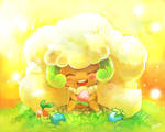 PKMN : Whimsicott by whitmoon