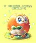 PKMN : Rowlet