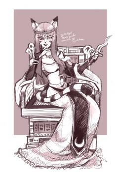 COM : Cleo The Royal