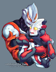 COM : Ultraman by whitmoon