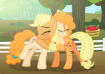 MLP You're Back Mom (Happy Mother's Day!)
