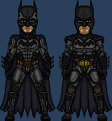 Injustice batman by Fatcartoons