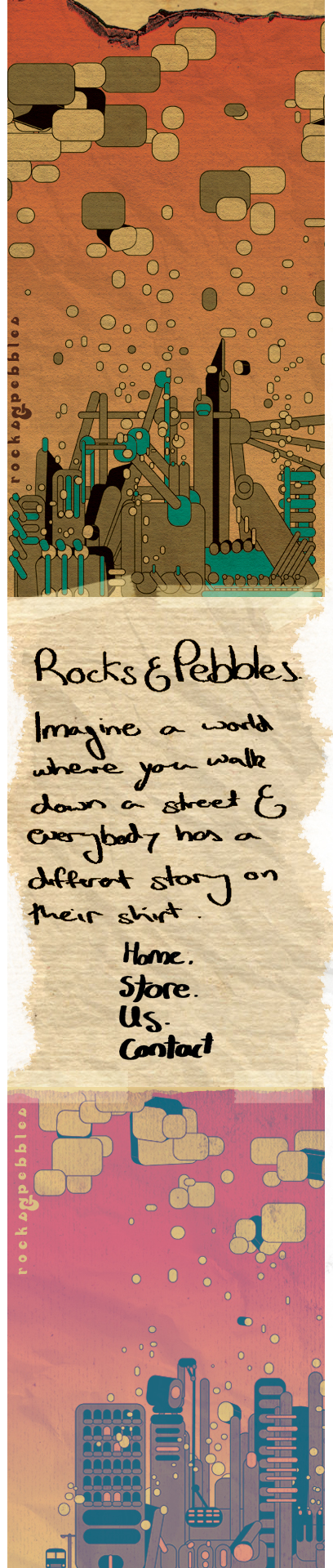 Rocks and Pebbles. Intro.