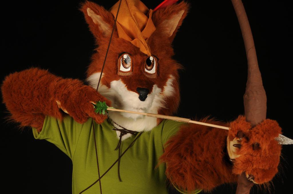 Robin Hood by guardiansandi