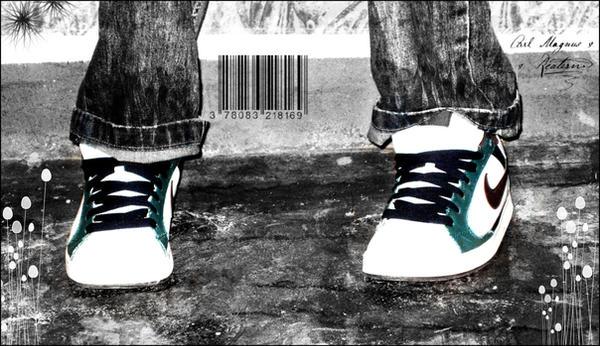 Nike Digital Shoes