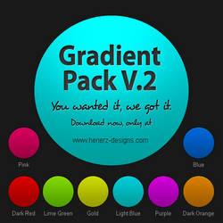 PS Freebie - Gradient Pack 2 by Henerz-Design