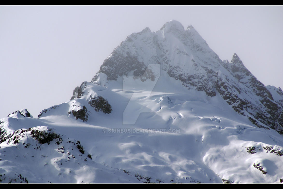 Snowy Mountains (01) by SKiNBuS