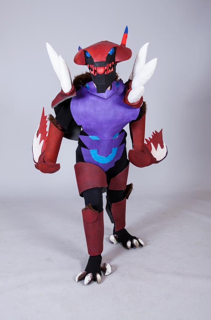 Kha'zix cosplay by Pureangelz