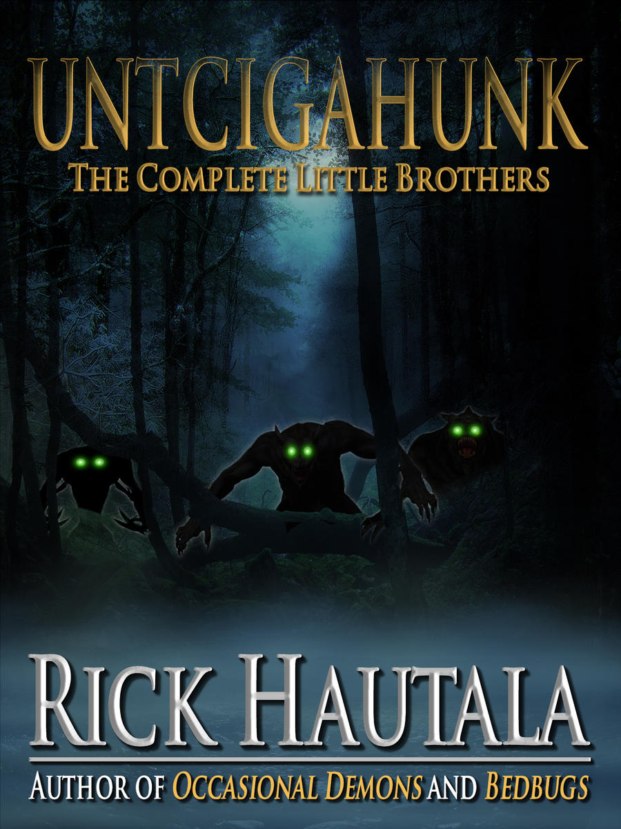 Untcigahunk cover by GothamGuardian