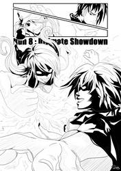 Run 8 : Ultimate Showdown by SiegfriedLied