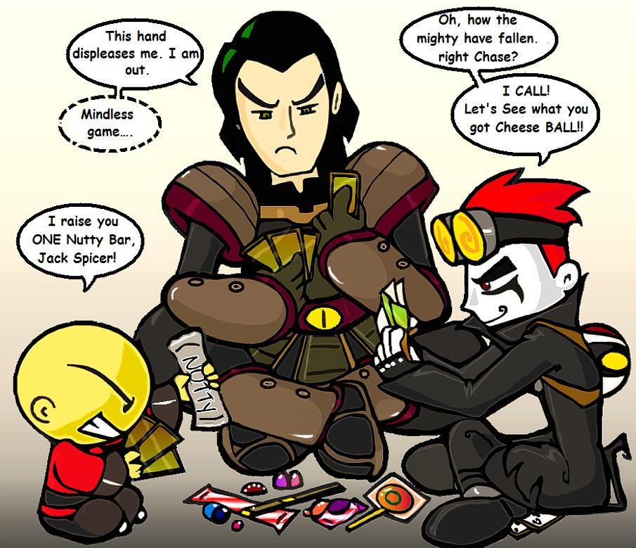 The ERB Forum Cartoons Tournament: Season 2 [Archive] - Page 2 ...