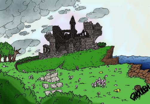 Calamity's Comission 06 - CdS Castle