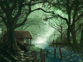 Swamp by carloscara