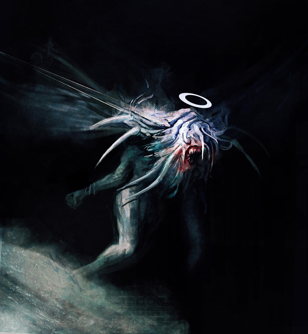 Angel by carloscara