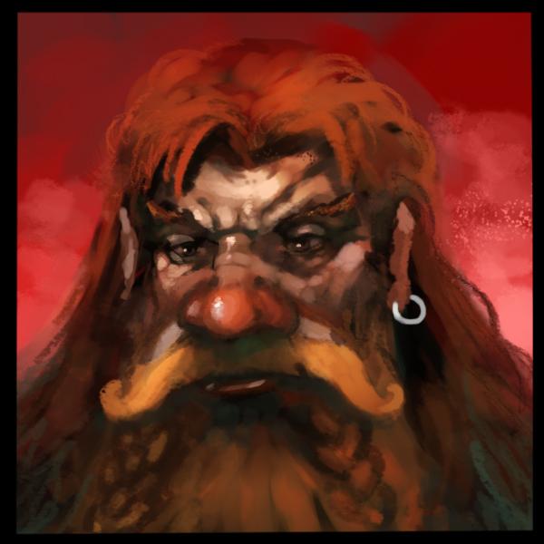 Dwarf by carloscara