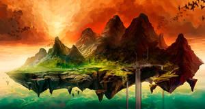 Last Corner of Paradise by carloscara