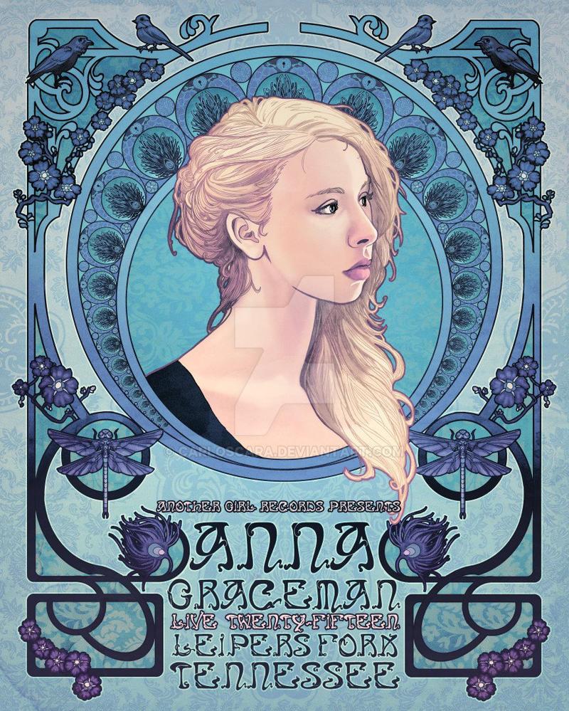 Anna Graceman by carloscara