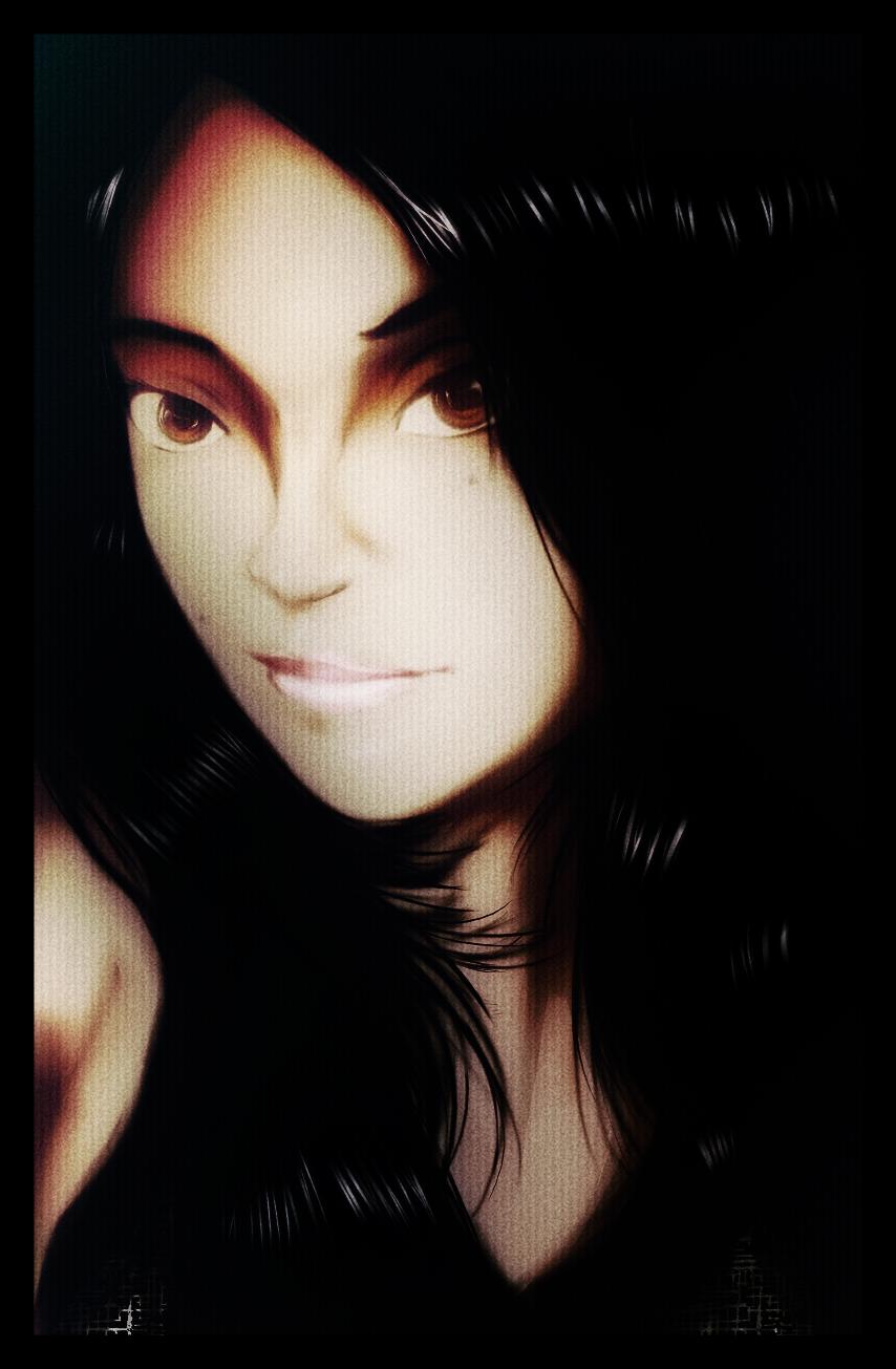 portrait3 by H1W0