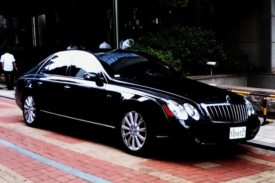 Maybach 57s Luxury Car By Kia Motors On Deviantart