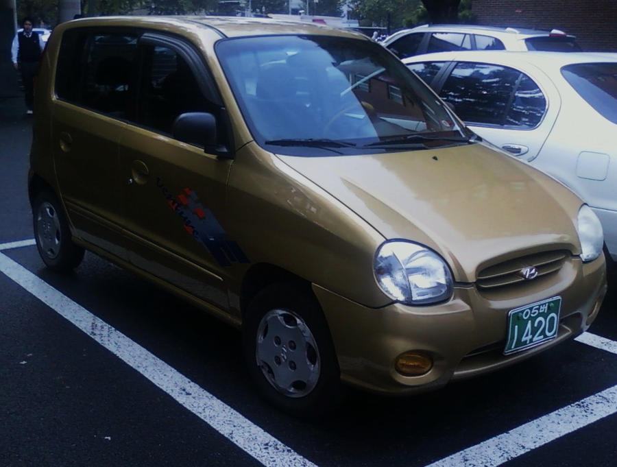 Hyundai Atoz Prime Sports By Kia Motors On Deviantart