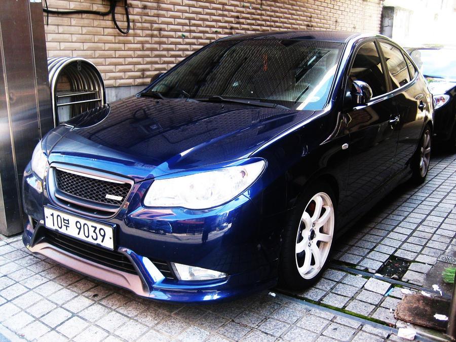 Fotos del Hyundai Avante - Zcoches