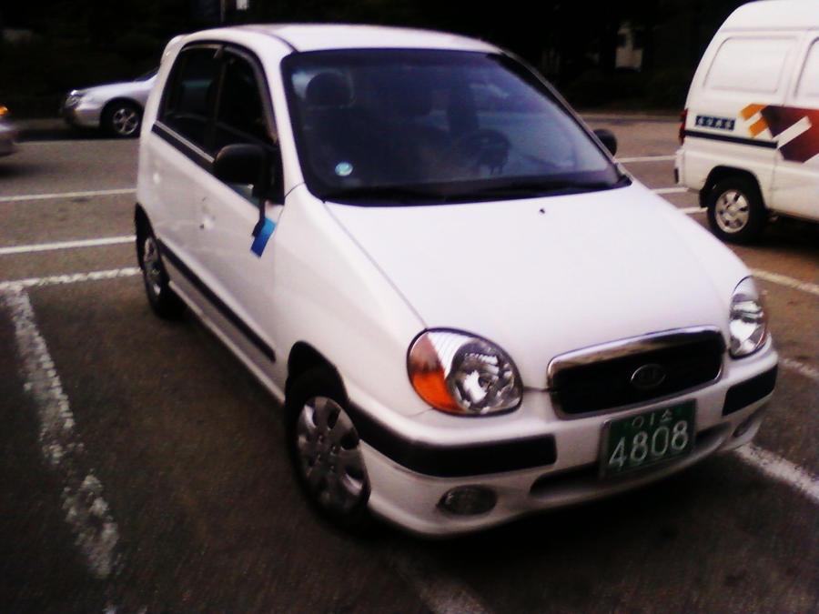 Kia Visto Or Hyundai Atoz Sx By Kia Motors On Deviantart