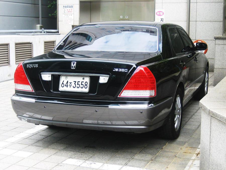 Hyundai Equus Js350 By Kia Motors On Deviantart