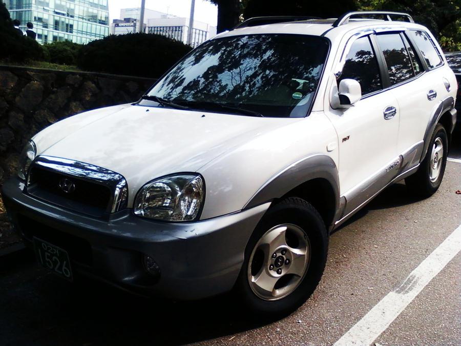 Hyundai Santa Fe Sport Suv Lx By Kia Motors On Deviantart