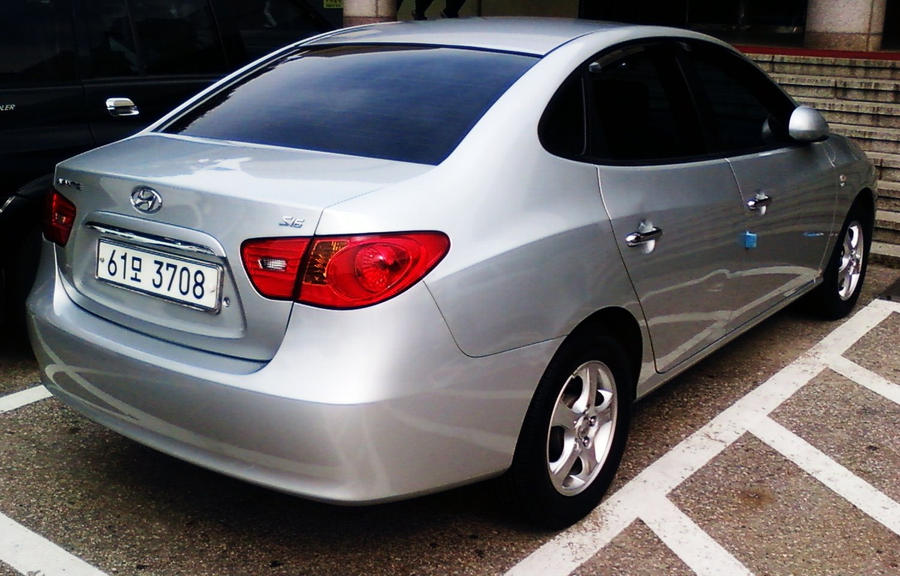 Hyundai Avante Sweet By Kia Motors On Deviantart