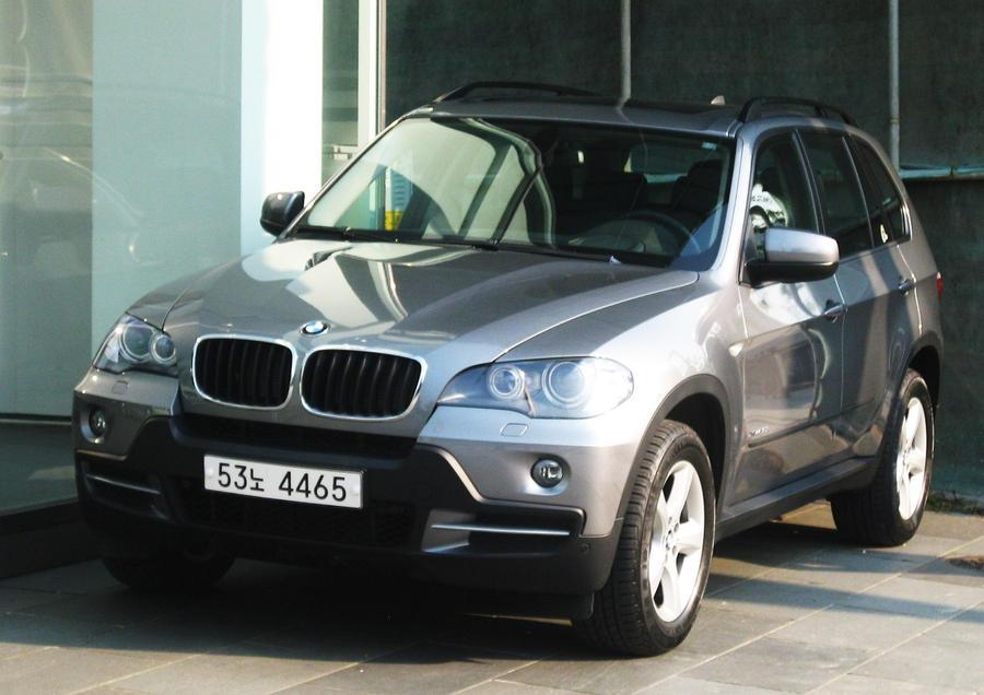 2008 Bmw X5 Luxury Suv By Kia Motors On Deviantart