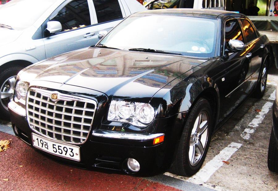 Chrysler 300c in korea by kia motors on deviantart for Kia motors south korea
