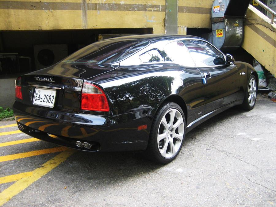 Maserati 3200 gt in korea omg by kia motors on deviantart for Kia motors south korea