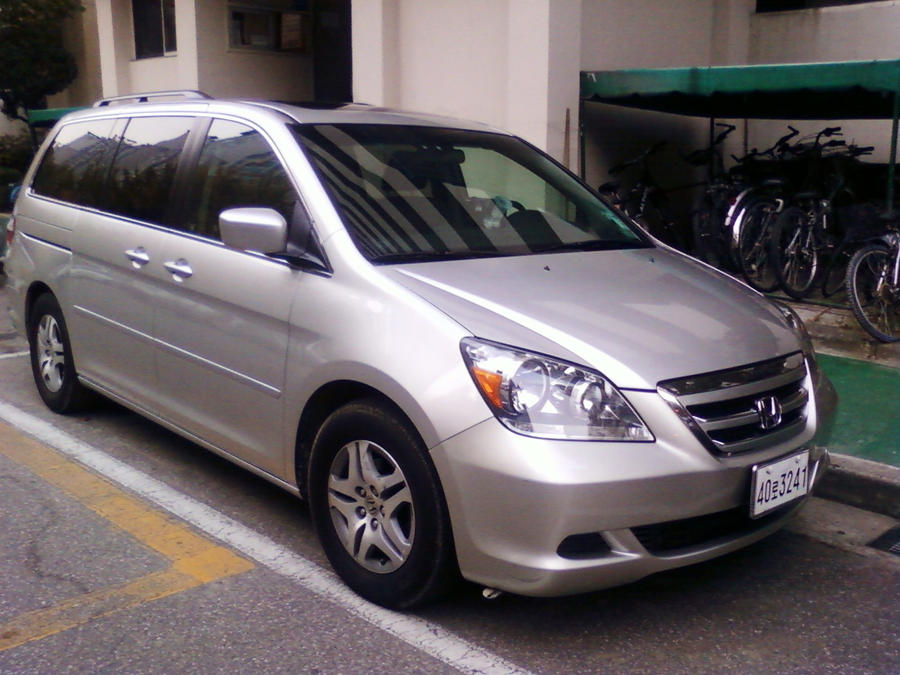 Honda Odyssey In Korea By Kia Motors On Deviantart