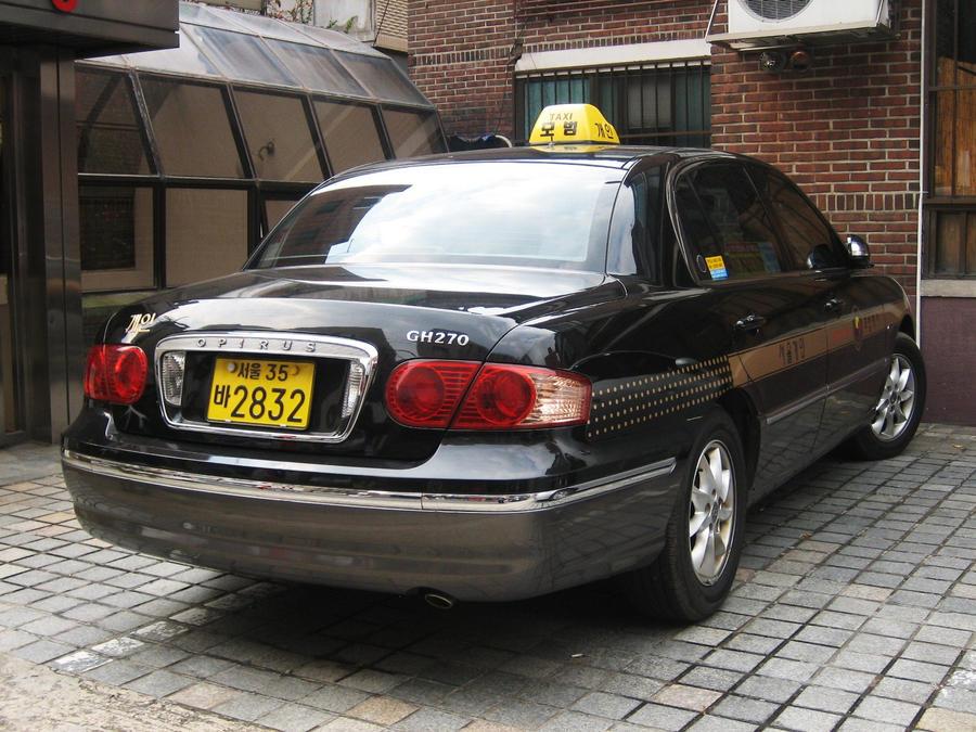 Kia opirus luxury korean taxi by kia motors on deviantart for Kia motors south korea